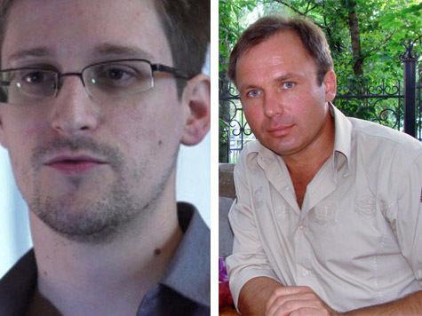 Ярошенко обменяют на Сноудена?