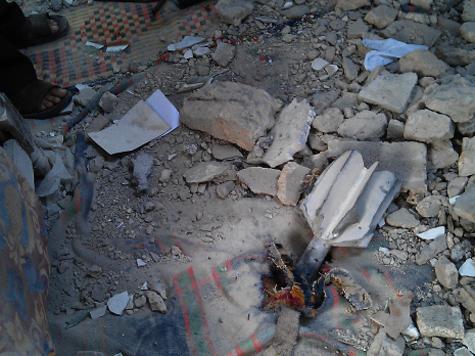 Дамаск бил в Тремсе по жилым домам