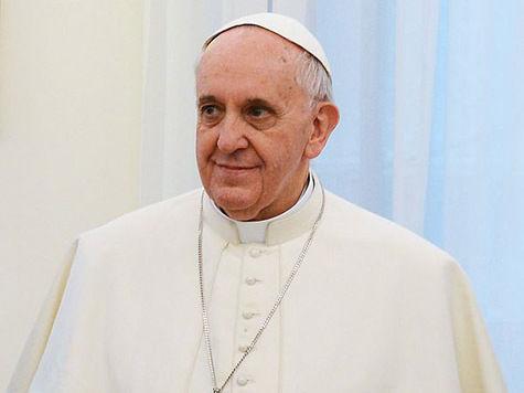 Папа Римский Франциск прибыл на остров Лампедуза, чтобы почтить память мигрантов