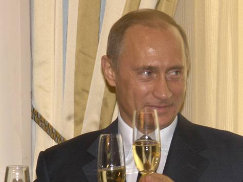 Путин накормит всех гребешками