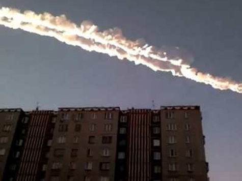 Челябинский метеорит опроверг теорию вероятности