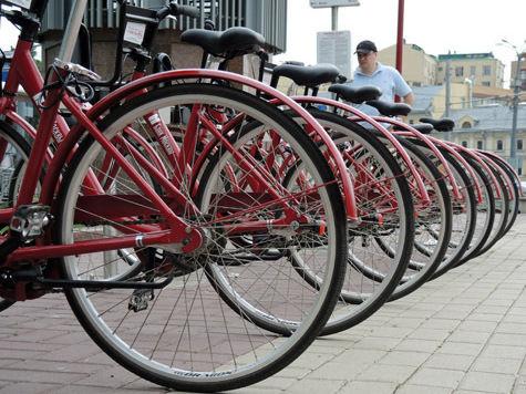 В Москве появится карта пунктов проката велосипедов