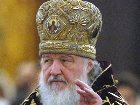 На патриарха Кирилла подали в суд