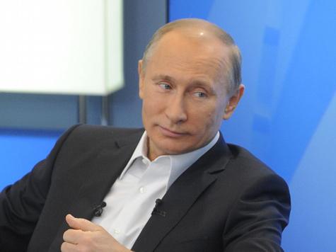 """""""Единая Россия"""" не поможет Путину"""