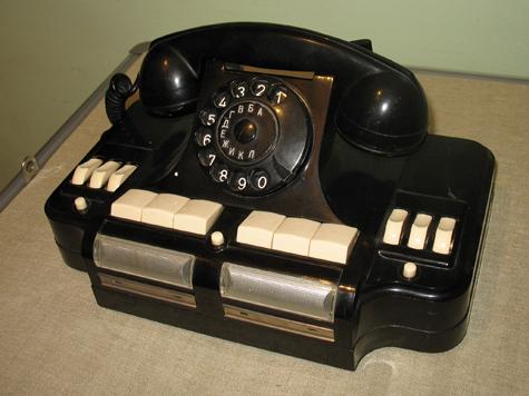 Телефон генсека