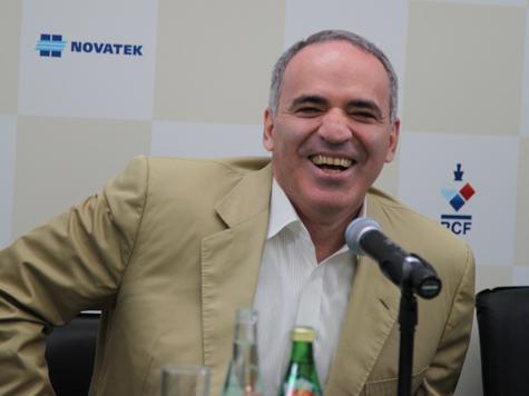 Возвращение Каспарова