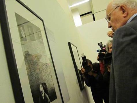 К 80-летию Михаила Горбачева открылась фотовыставка в «Манеже»