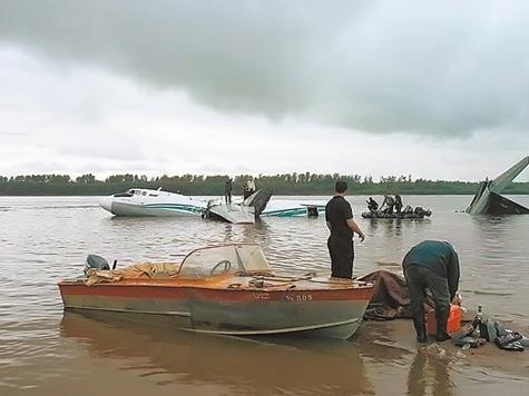"""Эксперты """"МК"""": посадка на воду спасла большинство пассажиров"""