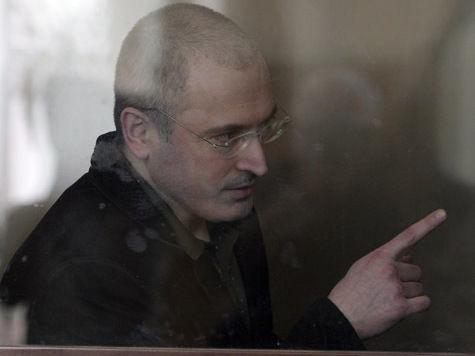 Суд в Страсбурге обязал Россию выплатить Ходорковскому 10 тысяч евро за этапирование в Сибирь