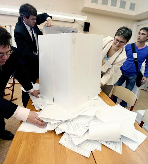 Выборы задали новый тренд