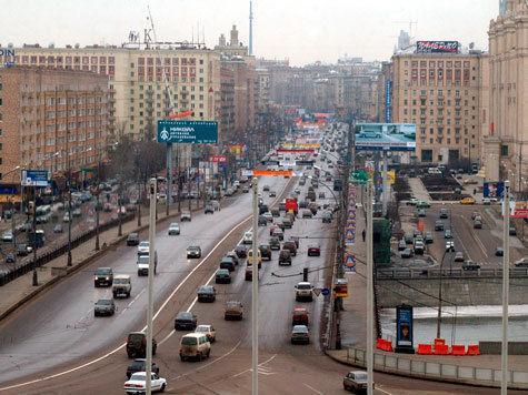 Строительство дублера Кутузовского проспекта оплатят инвесторы