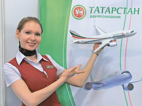 Авиакомпания «Татарстан», чей самолет разбился в аэропорту в Казани, скромностью не страдает.