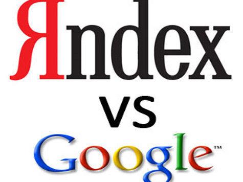 Yandex обвиняет Google в