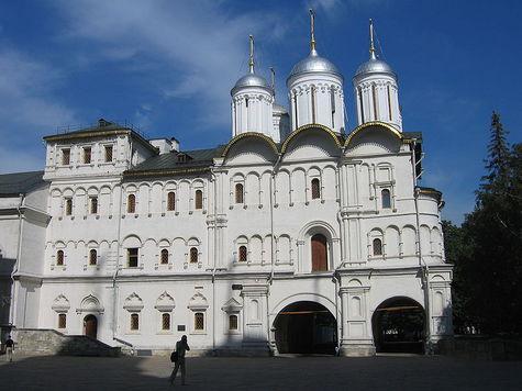 Иван III воцарился в Кремле