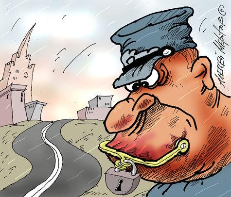 """60% автолюбителей уклоняются от техосмотра """"посредством коррупционных действий"""""""