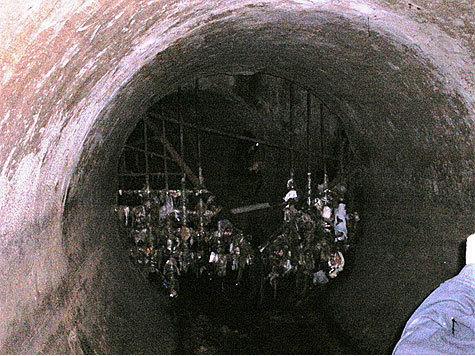 Взять под неусыпную охрану реку Неглинку, протекающую под землей в самом центре Москвы, решили городские власти