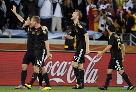 Аргентина опозорилась в матче с Германией
