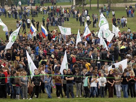 На защиту Бородина встанут 37 чиновников