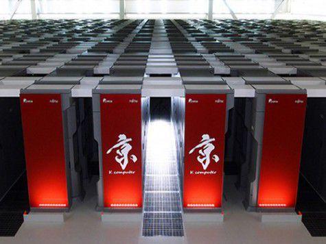 Выяснилось, что для симуляции одной секунды работы мозга необходимо 82.944 процессора