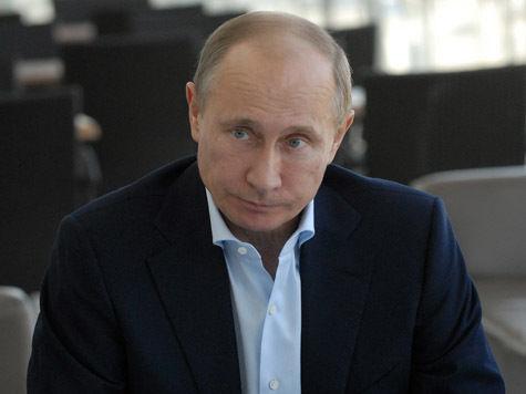 Путин заставил ждать наместника бога