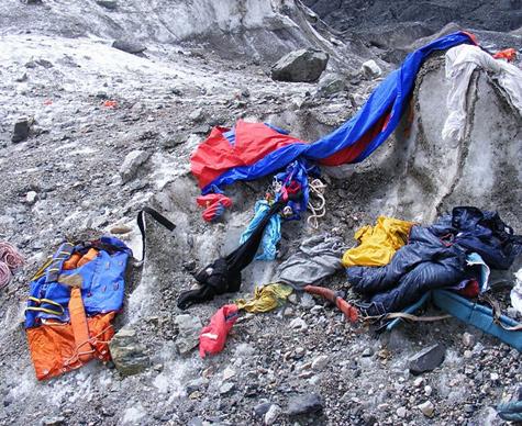 Альпинисты из Ленинграда могут быть похоронены в Киргизии