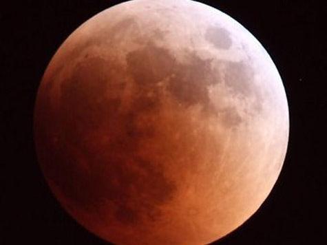 19 октября Луна покраснеет на радость ученым