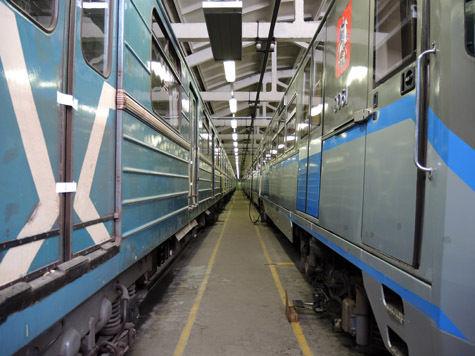 Пассажирам метро разрешат поиграть в машинистов