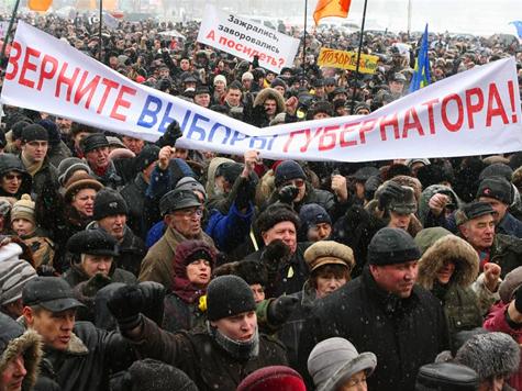 Россияне хотят вернуть прямые выборы губернаторов