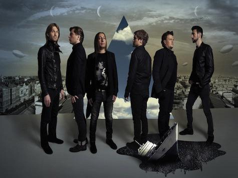 Презентация нового альбома группы «Би-2» «Spirit»