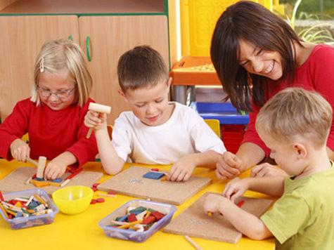 В яслях детей хотят «приохотить к учебе»