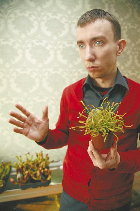 На 8 Марта стало модно дарить хищные растения