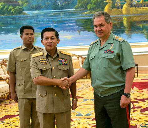 Корреспондент МК передаёт из Мьянмы и Вьетнама