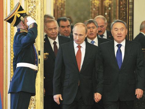 Как замазать трещины в альянсе России и Казахстана