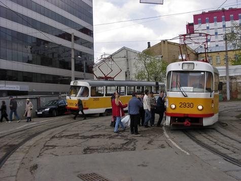 Для восстановления старинной трамвайной линии на Лесной требуются вагоны с двусторонним управлением