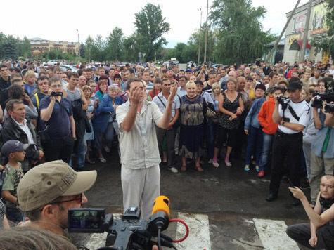 Жители Пугачева с ужасом ждут выходных