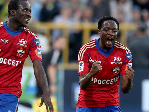 ЦСКА возглавил турнирную таблицу чемпионата России