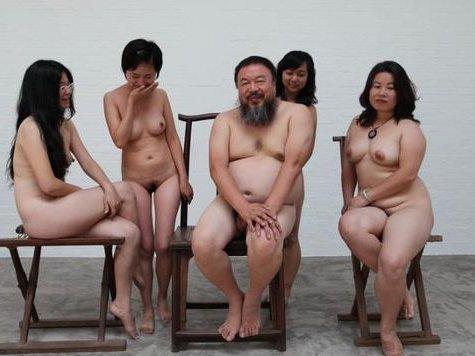 Китайская голая девушки — img 3