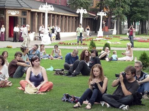 Беспроводной интернет появился в 14 парках Москвы