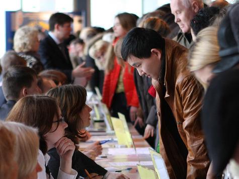 Молодежь — одна из самых проблемных категорий рынка труда Москвы