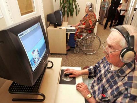 Стареющий мозг не уступает молодому