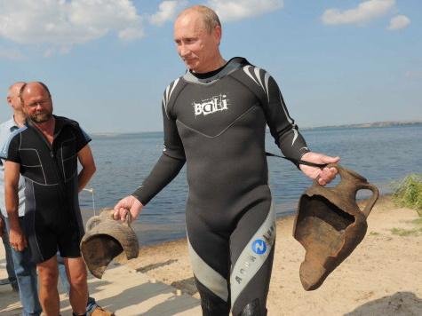"""Археологи объяснили """"МК"""", почему Путин взаправду нашел амфоры"""