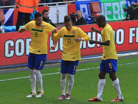 В Канаде стартовали продажи билетов на матч Россия - Бразилия