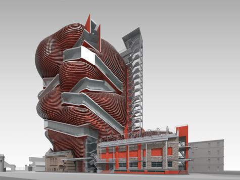 Путин посулил Москве музей современного искусства