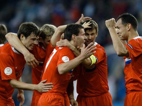 На Евро-2012 Россию ждет славянское противостояние