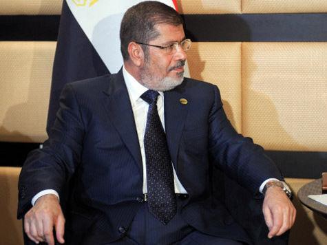Мохаммед Мурси предстанет перед судом за события 2012 года