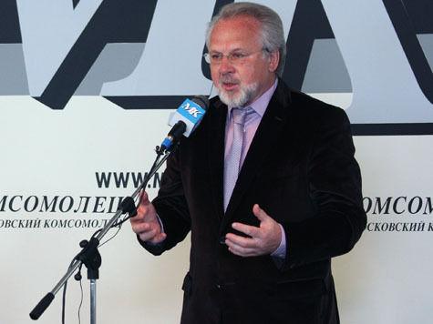 Павел Гусев единогласно переизбран на пост председателя Союза журналистов Москвы