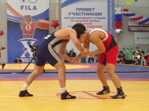 Юбилейный международный турнир  по вольной борьбе собрал свыше 190 спортсменов из 15 стран