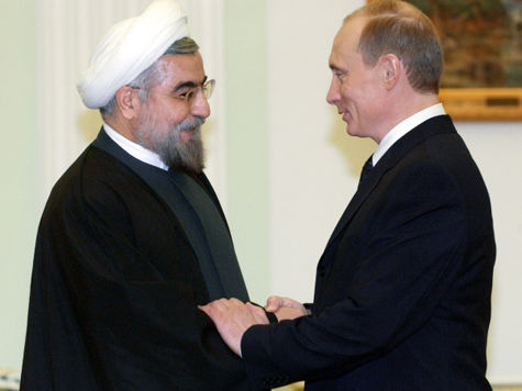 В Иране Хасан Роухани официально сменил президента Ахмадинежада
