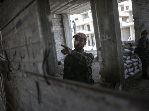 В Сирии начали уничтожать химоружие