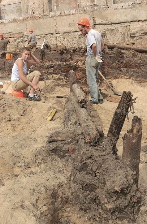 Археологи нарыли интересный артефакт